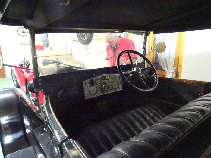 Topolino Car Parts